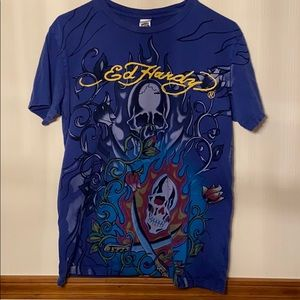 Ed Hardy size medium t shirt
